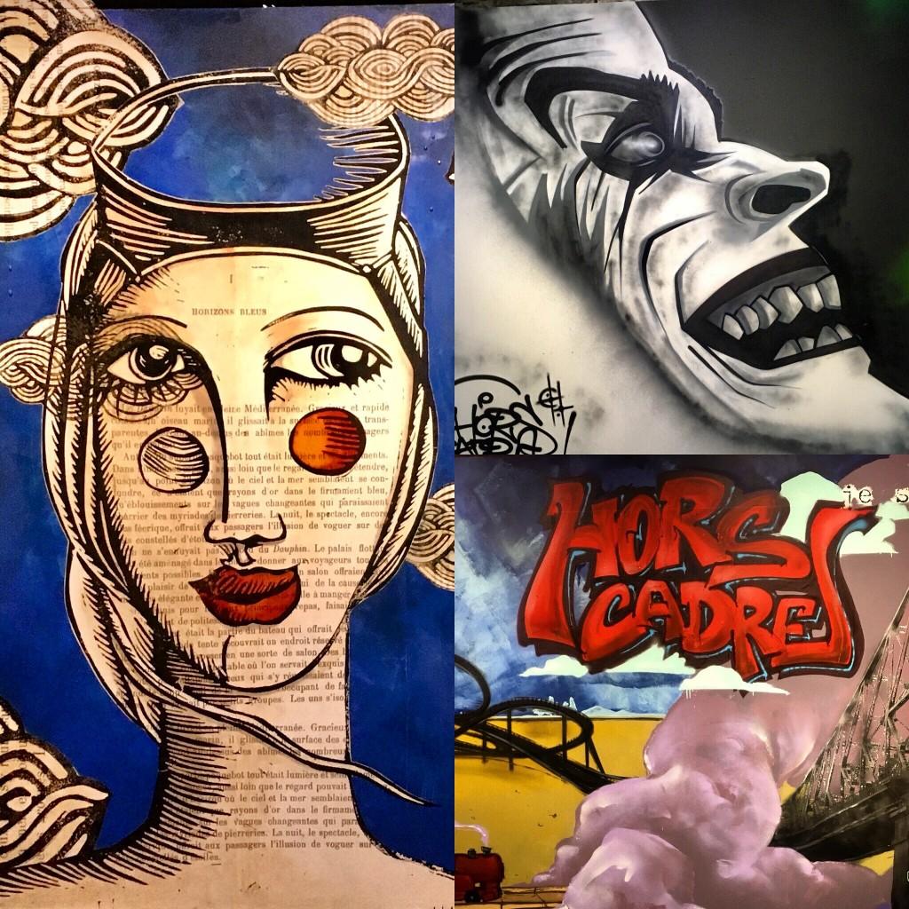 « Hors Cadre » Street-Art au Musée