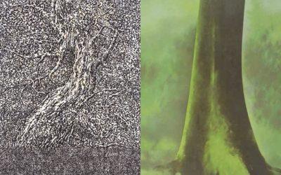 En présence des arbres – Béatrice Bescond et Jacques Le Brusq – du 16 novembre 2018 au 10 mars 2019 – La Cohue
