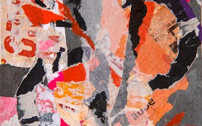 CHAMPS LUDIQUES de l'artiste Monique TOUPIN