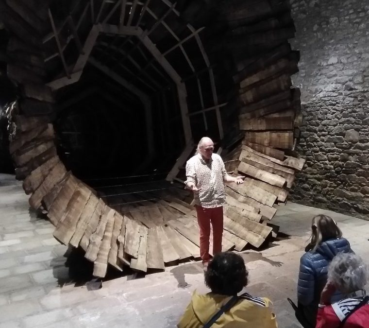 Visite contée par Rémy Cochen – lundi 29 juillet 21h – Musée des beaux-arts, La Cohue