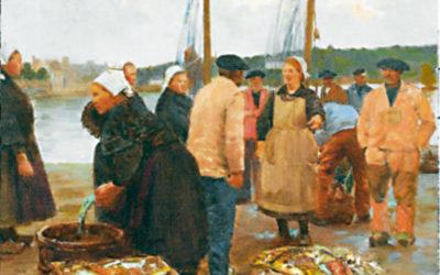 Conférences autour du peintre Bouchor jeudi 12 septembre 19h Palais des arts et des congrès