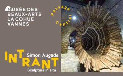 Rencontre avec l'artiste Simon Augade – Jeudi10 octobre 2019 à18h