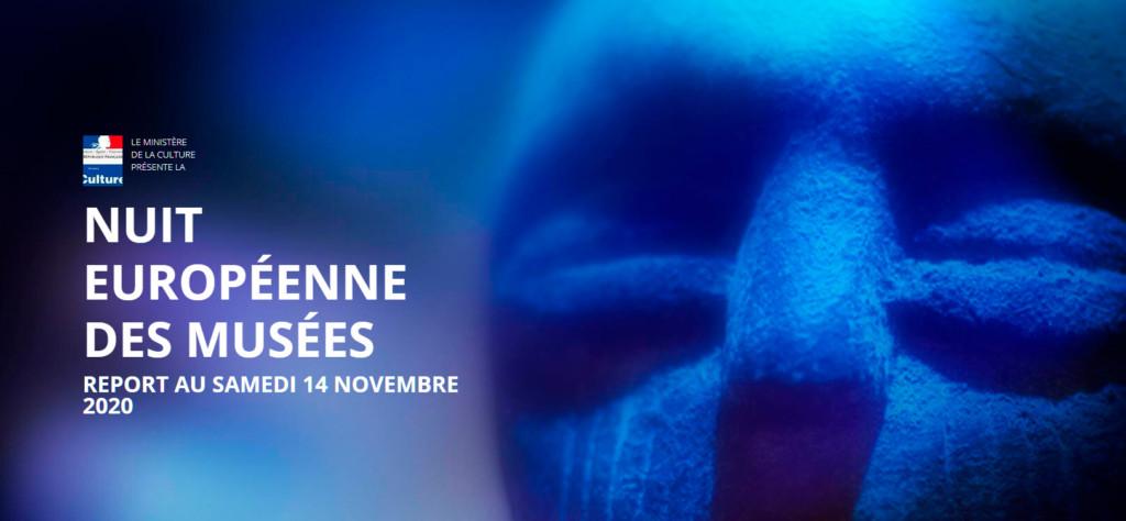 LA NUIT EUROPÉENNE DES MUSÉES : BIENTÔT LA 16E ÉDITION !
