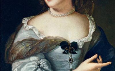 """Courrier de """"Madame de Sévigné""""  à Madame de Grignan, sa fille ?"""