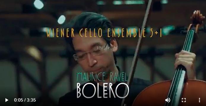 Laissez-vous surprendre par l'interprétation du boléro de Maurice Ravel avec un seul instrument !