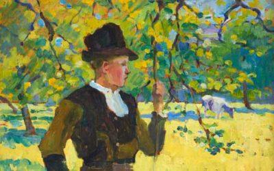 Parenthèse Culture N° 11 : Observez le tableau de Jeanne-Marie BARBEY