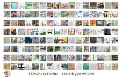 Dessine ta fenêtre –  A découvrir prochainement au musée.