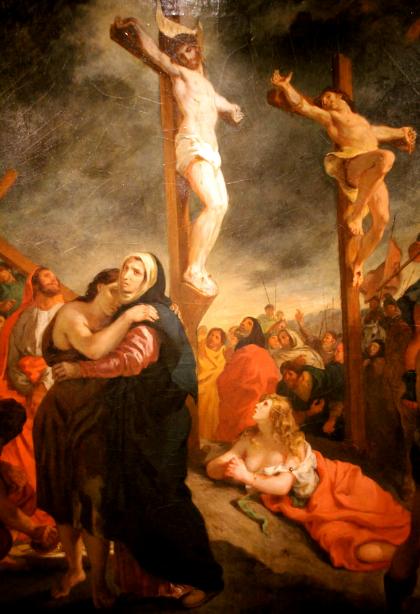 Delacroix – Marie-Madeleine